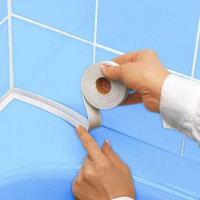 Så här limar du trottoarkanten på badet: analys av läggningsregler + installationsinstruktioner