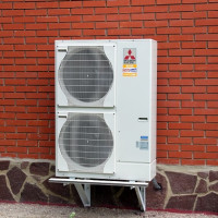Air-to-air heat pump: principle of operation, device, selection and calculations