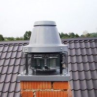Chimney fan for improved draft: types of devices and insertion instructions