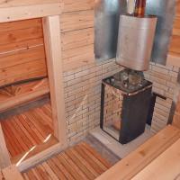 Poêle à bain de gaz: classement TOP-10 des poêles de sauna pour les bains russes et finlandais