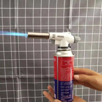 Do-it-yourself marching gas burner repair with piezo ignition: common breakdowns and their elimination