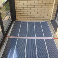 Kā pagatavot siltu grīdu uz balkona un lodžijas: apkures sistēmas izvēle + uzstādīšanas instrukcijas