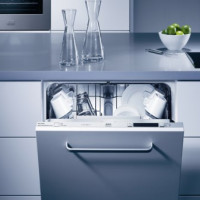 Dishwasher for summer residence: an overview of miniature solutions that do not require a connection to the water supply