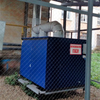 Outdoor gas boilers: standards and requirements for the placement of outdoor equipment