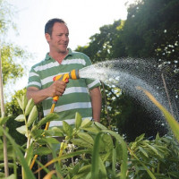 Watering nozzle: selection guidelines + product overview of popular brands