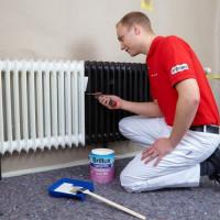 Quelle peinture pour peindre les radiateurs de chauffage: un aperçu comparatif des types de peinture pour batteries + les meilleurs fabricants