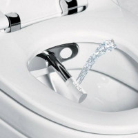 Lid for a bidet for a toilet: types, description of the principle of work and tips for choosing
