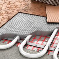 Underfloor underfloor heating: step-by-step installation instructions
