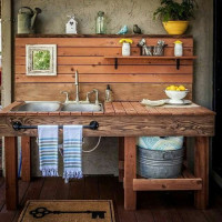 TOP-10 washbasins for summer cottages: main characteristics + selection recommendations