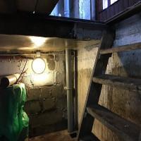 Ventilation d'une fosse à légumes dans un garage: organisation de l'échange d'air dans un magasin de légumes de garage