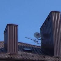 Isolation pour une cheminée à gaz: options pour l'isolation thermique et la technologie d'isolation des cheminées