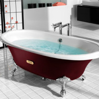 How to choose a cast-iron bathtub: valuable tips for choosing plumbing fixtures from cast iron
