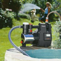 Installation of a surface pump for a cottage: rules for connection and operation