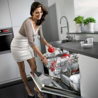 How to use a Bosch dishwasher: rules and nuances of operation