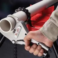 Matériel de coupe de tuyaux: types d'outils et caractéristiques de leur application