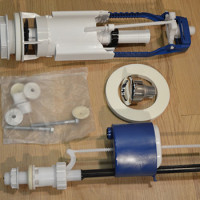 Valve for toilet: types of valves and features of their installation