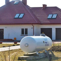 The cost of installing a gas tank in a private house: prices for gasification