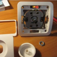 What is a dimmer and how does it work: device and principle of operation of a typical dimmer
