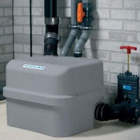 Domestic sewage pumping stations: types, design, installation examples
