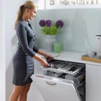 Lave-vaisselle à encastrer de 45 cm de large: classement des meilleurs modèles et fabricants