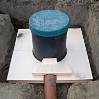 Do-it-yourself sewerage in the country: how to correctly make a local sewer
