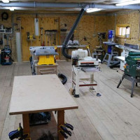 DIY ventilation in the workshop: options and principles for arranging an air exchange system