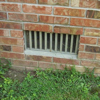 Forced ventilation in the cellar: rules and arrangements