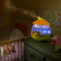 Temperatūra un mitrums bērnu istabās: normatīvie rādītāji un metodes to normalizēšanai