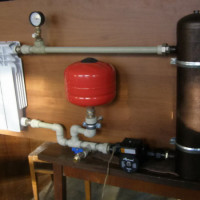 Expansion tank of the heating system: device, calculation and selection of the best option