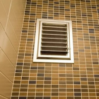 Ventilation in the bathroom and toilet: principle of operation, typical schemes and installation features