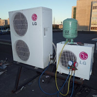 Refueling split systems: how to fill freon climate equipment with your own hands