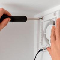 Ventilateur d'extraction dans la salle de bain: comment choisir le bon + règles d'installation