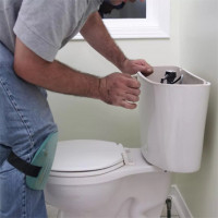 How to disassemble the toilet flush tank: instruction on working with various designs