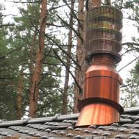 Comment faire un pare-étincelles sur une cheminée de vos propres mains: un guide étape par étape