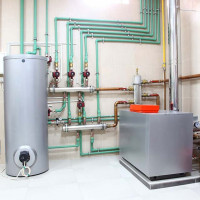 How to equip a boiler room in a private house: design standards and devices