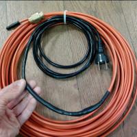 Connexion d'un câble chauffant: instructions d'installation détaillées pour un système de chauffage autorégulé