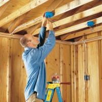 Câblage dans une maison en bois: règles de conception + installation pas à pas