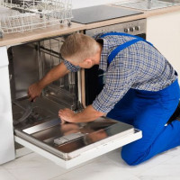 Installation of the built-in dishwasher: step-by-step installation instructions
