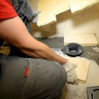 How to arrange a shower drain in the bathroom floor: step-by-step installation instructions