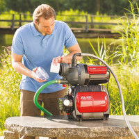 Adjustment of the pumping station: rules and algorithm for setting up the equipment