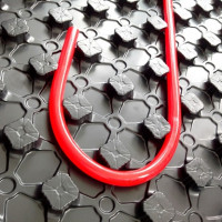 Mats for underfloor heating: selection tips + styling guide