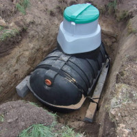 Overview of the septic tank Rostock: device, lineup, advantages and disadvantages