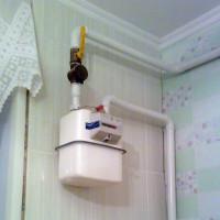 Comment transférer un compteur de gaz: règles et procédures pour déplacer un débitmètre