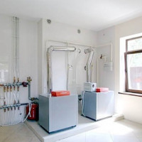 Window for a gas boiler house in a private house: legislative norms for glazing a room
