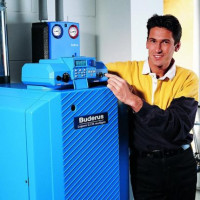 Maintenance and repair of gas boilers Buderus: methods to deal with typical breakdowns