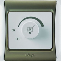 Light switch with dimmer: device, selection criteria and manufacturers review