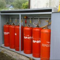 Armoire pour bouteilles de gaz: exigences de stockage des bouteilles + sélection d'armoires et conseils d'installation