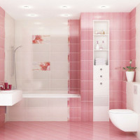 How to calculate the number of tiles in the bathroom: installation methods + calculation procedure
