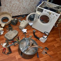Replacing the bearing in the washing machine: how to change the bearing yourself and not make mistakes