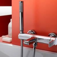 Comment choisir un robinet de salle de bain avec douche: types, caractéristiques + évaluation des fabricants